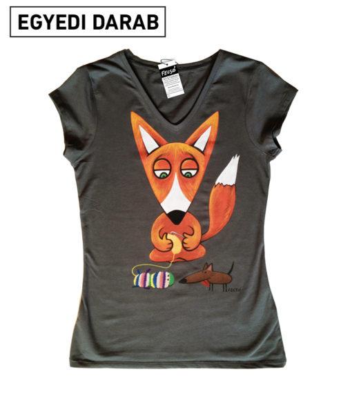 Horgoló róka