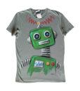 Nagy robot zöld férfi póló