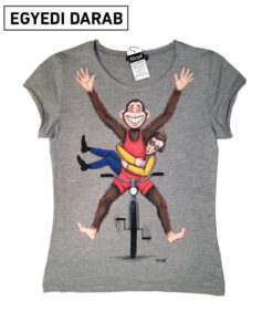 Woody & Monkey